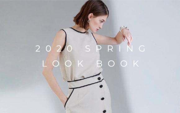 2020SPRING LOOKBOOK